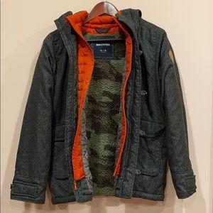 NWOT Abercrombie Boys Jacket